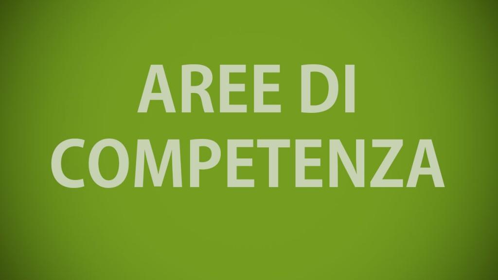 Aree di Competenza